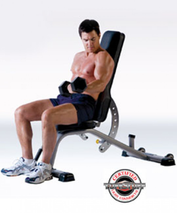 Picture of Deluxe Multi-Purpose Bench CDM-400