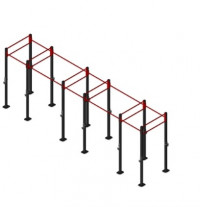 24-Foot Free-Standing Continuum Rig Package