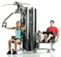 AP-7200 2-Station Multi Gym System (Nylon Pulley's)