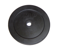 "CAP 1"" RUBBER COATED PLATES"