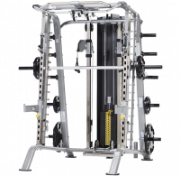 CSM-725WS SMITH MACHINE/HALF CAGE ENSEMBLE