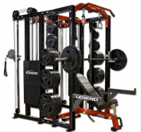 Performance Series Functional Trainer Fusion Half Cage #3142-FT