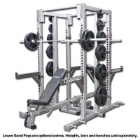 Performance Series Double-Sided Half Cage #3155