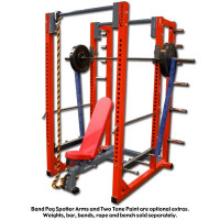 Performance Series Fat Bar Power Station #3171