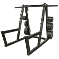 Peg Squat Rack #3138