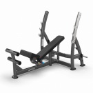 Picture of XFW-8200 3-Way Press Bench with Plate Holders
